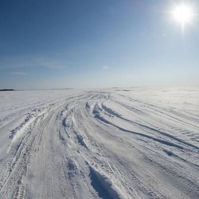 По некоторым дорогам Эстонии незаконно ездить с ремнём безопасности