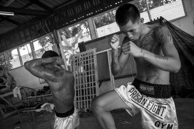 Преступники в Таиланде могут раньше выйти из тюрьмы, победив в тюремном тайском боксе