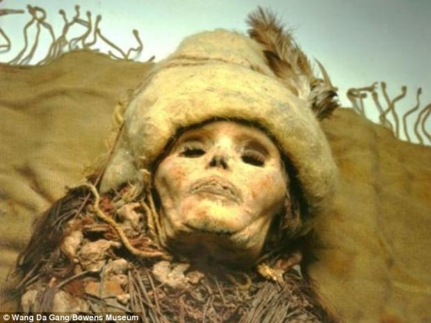 Старейший в мире сыр обнаружен на телах 3500-летних китайских мумий