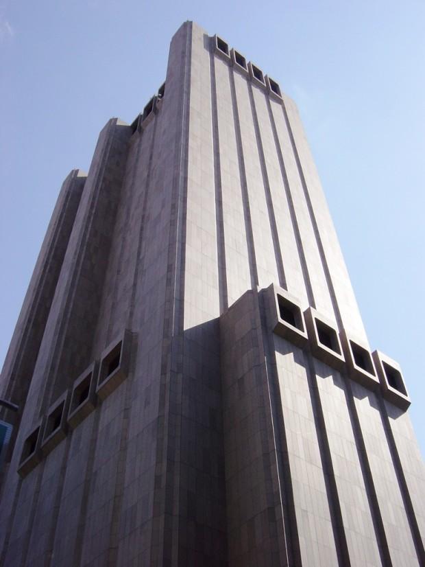 Самая высокая глухая стена в мире