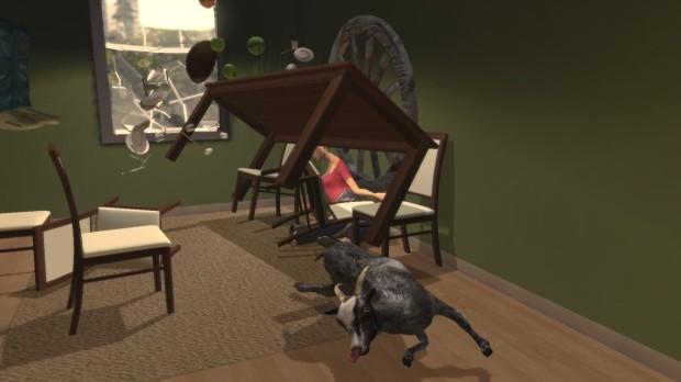 Игра «КозлиныйСимулятор» даёт возможность почувствовать себя козлом