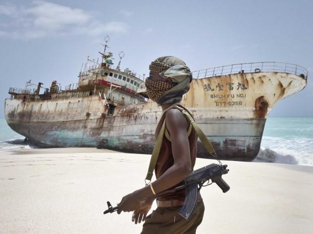 В Сомали есть фондовая биржа, где каждый может зарабатывать, вкладывая в пиратов