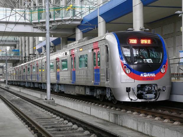 Сеульский метрополитен