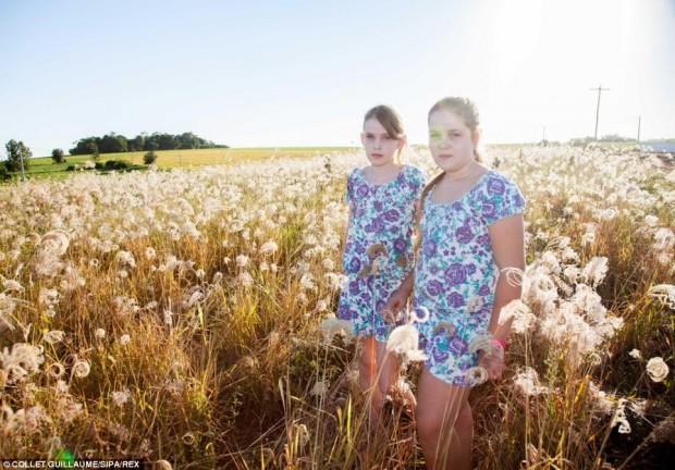 В регионеКандиду-Годой вероятность рождения близнецов на 1000% выше, чем в любом другом месте