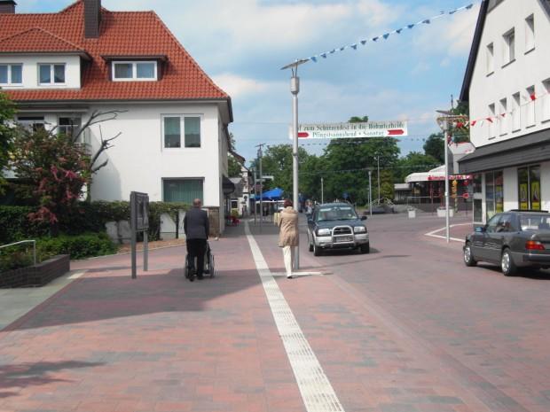 В немецком городе Бомте отменили светофоры — и с тех пор там не бывает ДТП