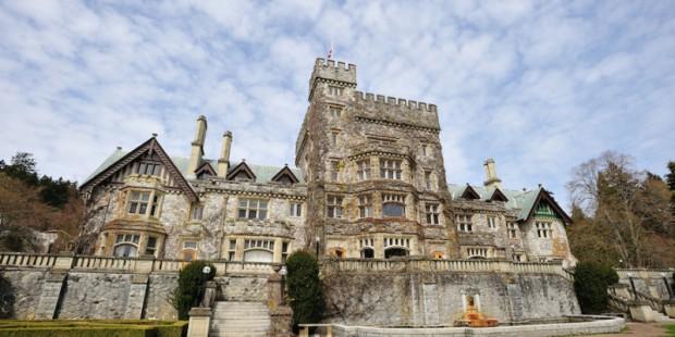 Школа «ЛюдейX» — это самый посещаемый замокКанады