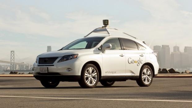 Беспилотная машина Google