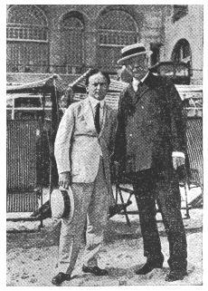 Писатель Артур Конан Дойл и фокусник Гарри Гудини были друзьями, но их поссорили призраки