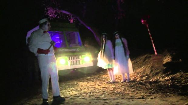 Туристический маршрут для любителей фильмов ужасов