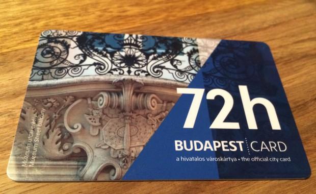Budapest Card / © www.viel-unterwegs.de