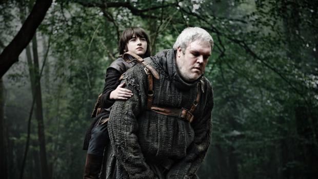 Бран и Ходор / © www.westeros.ru