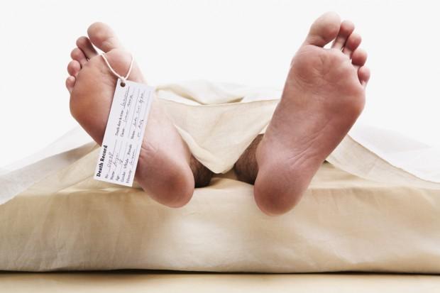 Конкурс на лучший способ доказать, что человек умер