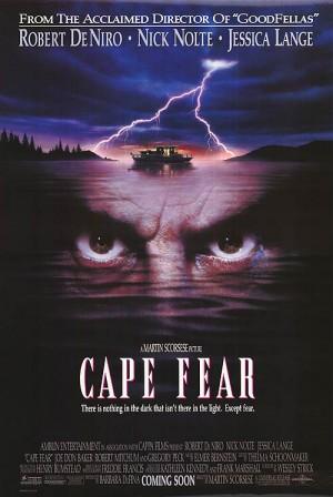 Постер «Мыс страха»
