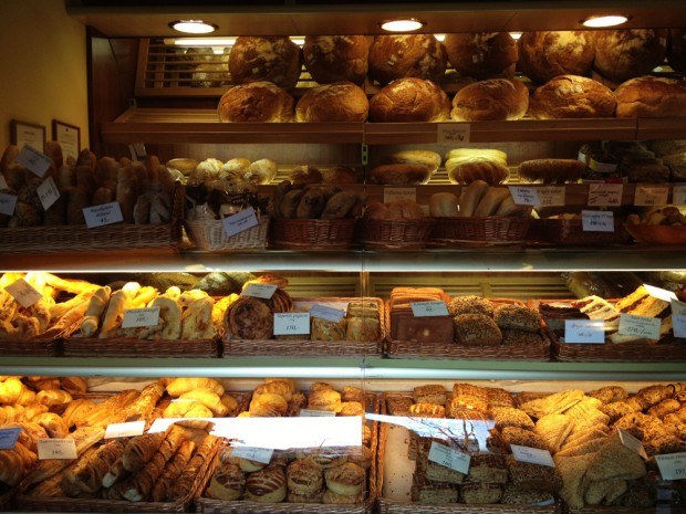 Пекарня / © www.meiadeleite.com