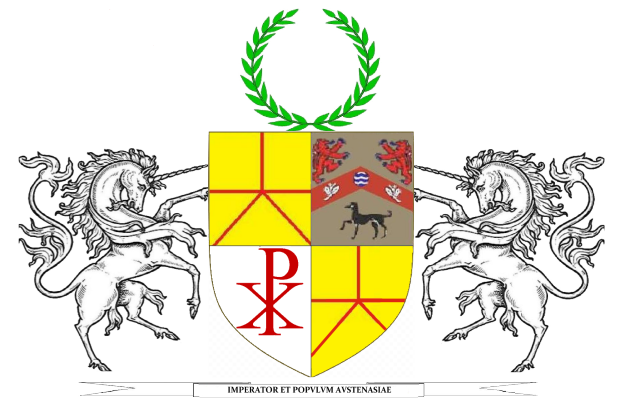 Герб Остеназии / © Wikimedia