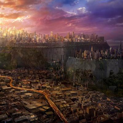 Города превращаются в ульи