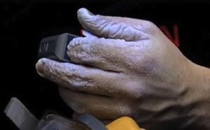 Вот так ваши руки будут выглядеть после 10 дней под водой
