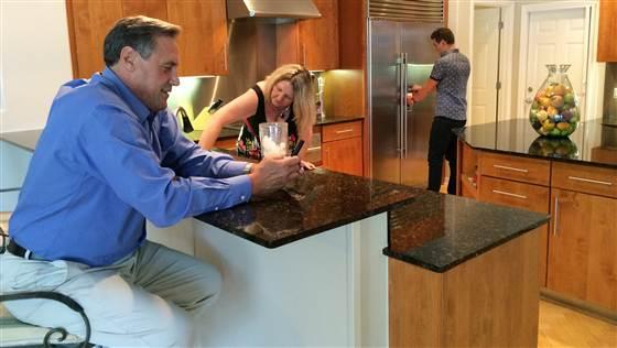 Семья Мюллер живёт в самых роскошных домах мира