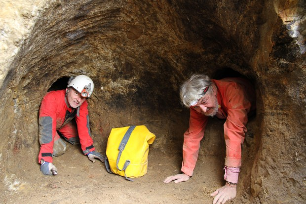 В Европе есть невероятные системы подземных туннелей, и никто не знает, кто их построил