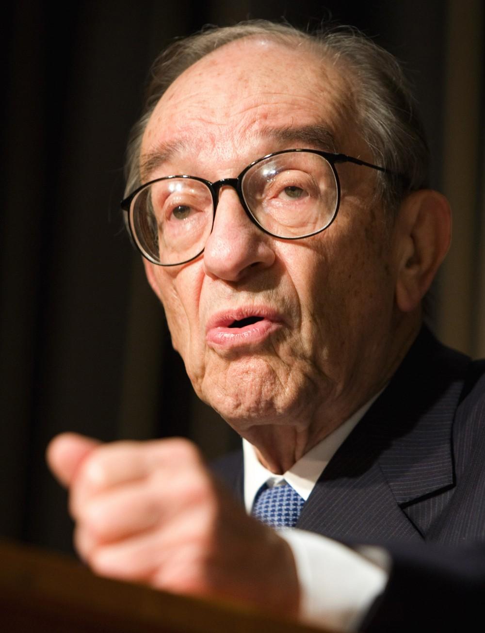 Алан Гринспен / © Stephen Jaffe