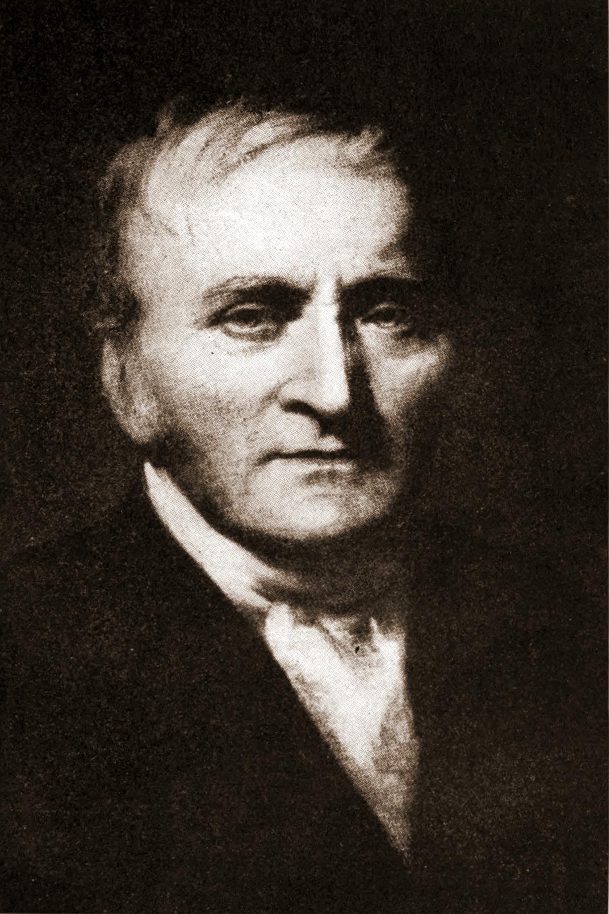Джон Дальтон / © Wikimedia