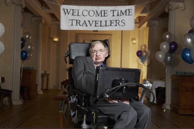 Стивен Хокинг / © www.joyreactor.cc