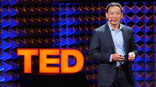 Тай Таширо / © TED