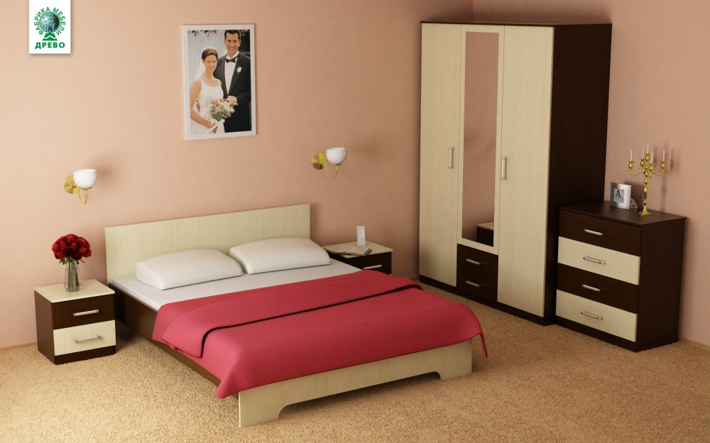 Купить недорого спальный гарнитур, фото и цены во Владимире