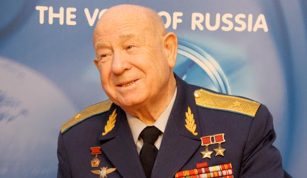 Алексей Леонов  / © www.ya-rayon.ru