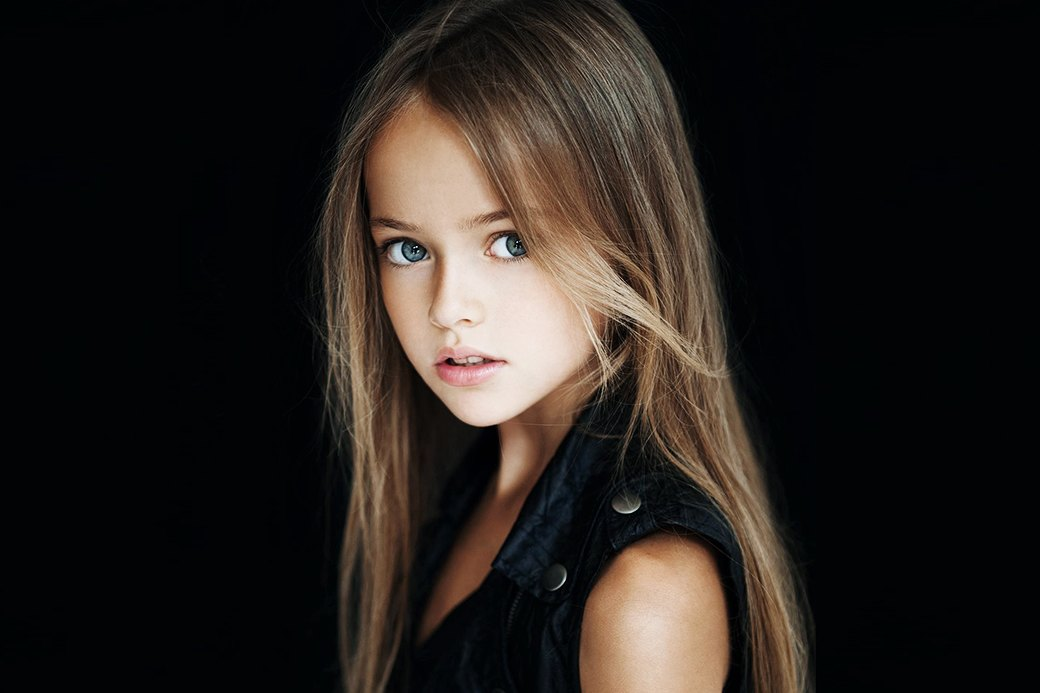 Фото самой красивой девочки на земле