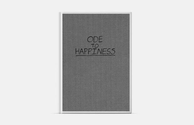 Книга «Ода счастью» / © wonderzine.com