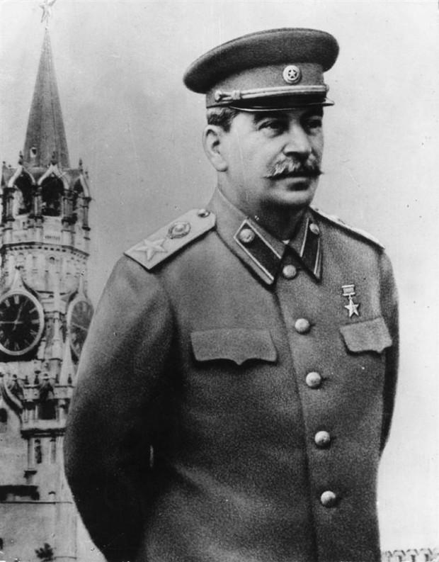 Иосиф Сталин / © www.peoples.ru