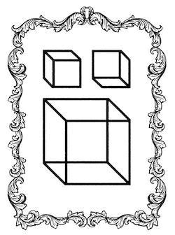 Куб Неккера