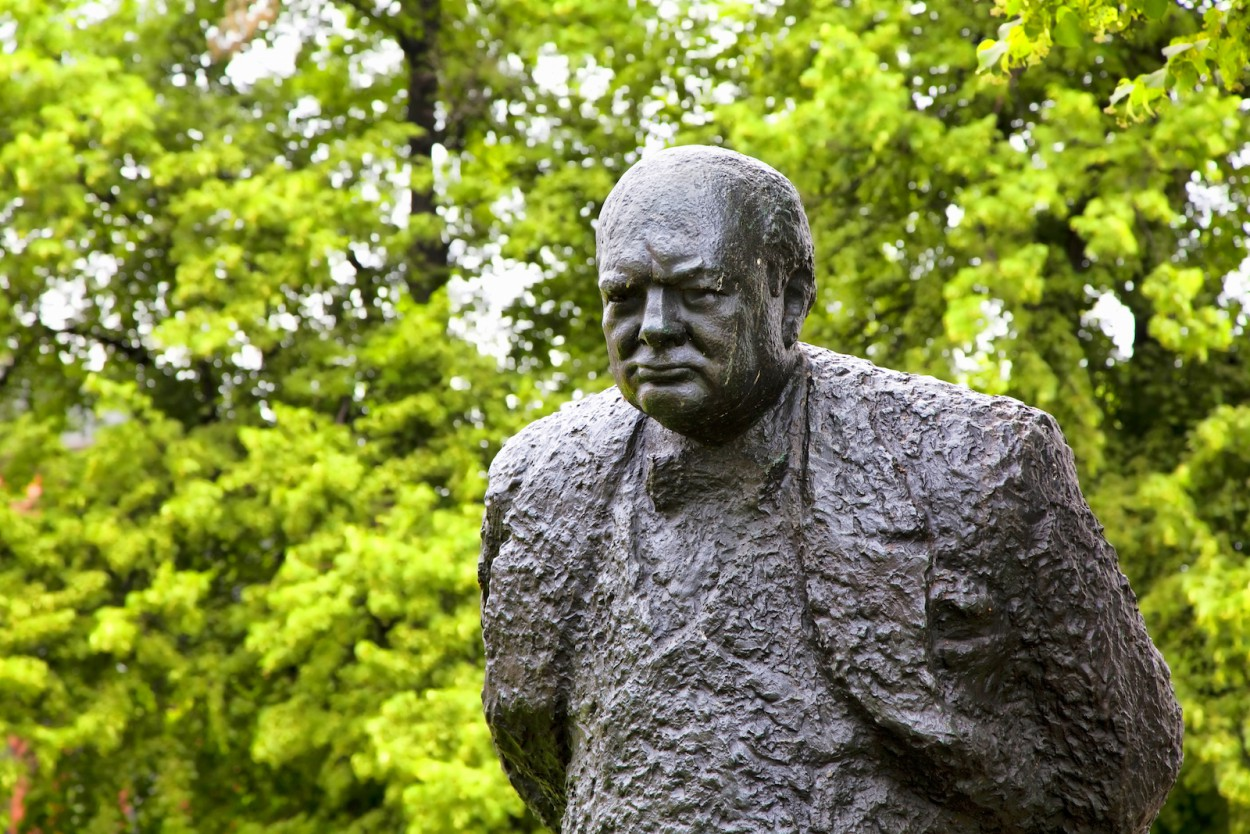 10 лучших цитат Уинстона Черчилля