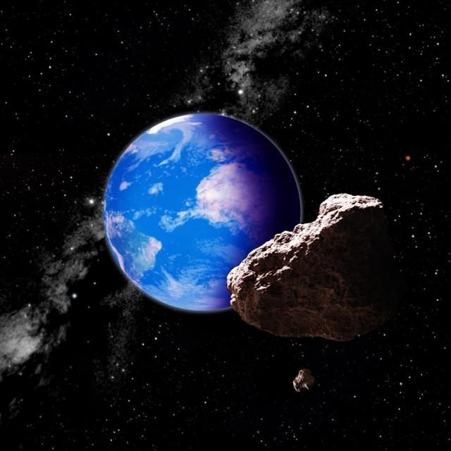 Фото 10 - 10 странных объектов Солнечной системы, о которых нам мало что известно