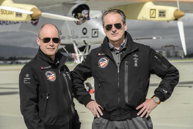 Solar Impulse 2: самолет, который пробудет в воздухе полгода