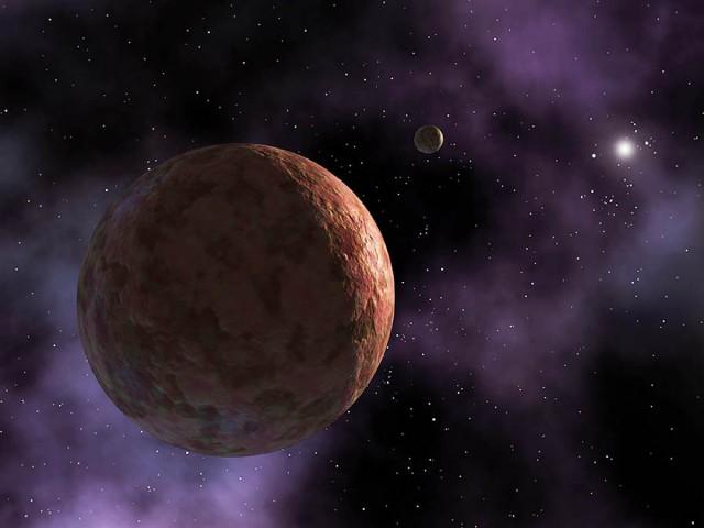 Фото - 10 странных объектов Солнечной системы, о которых нам мало что известно