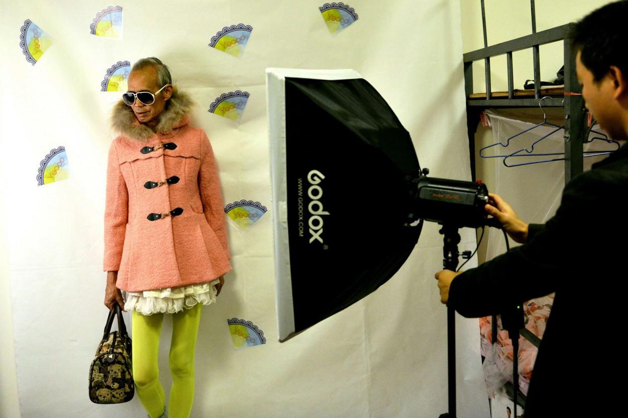 Фото молодые модели в одежде 18 фотография