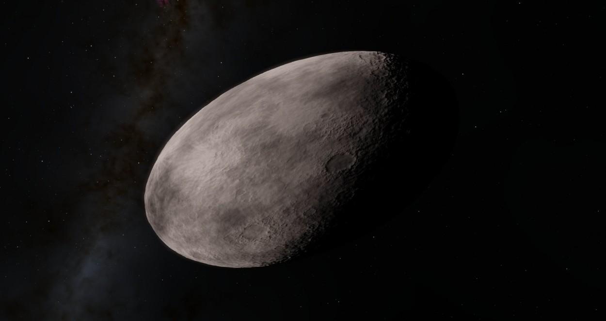 Фото 4 - 10 странных объектов Солнечной системы, о которых нам мало что известно
