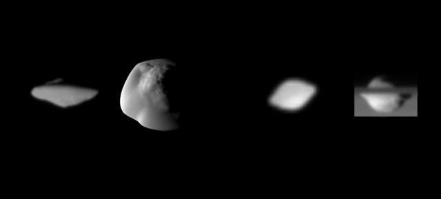 Фото 5 - 10 странных объектов Солнечной системы, о которых нам мало что известно