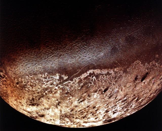Фото 7 - 10 странных объектов Солнечной системы, о которых нам мало что известно