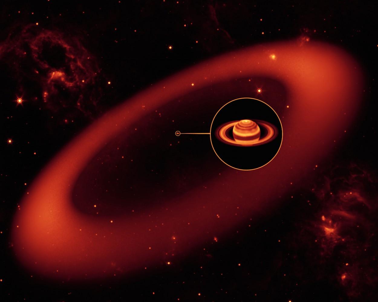 Фото 8 - 10 странных объектов Солнечной системы, о которых нам мало что известно