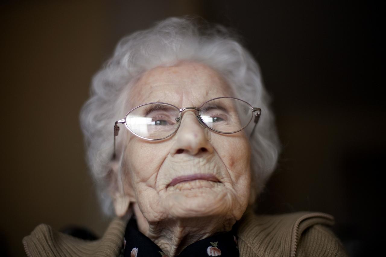 Фото старых женщин 18 фотография