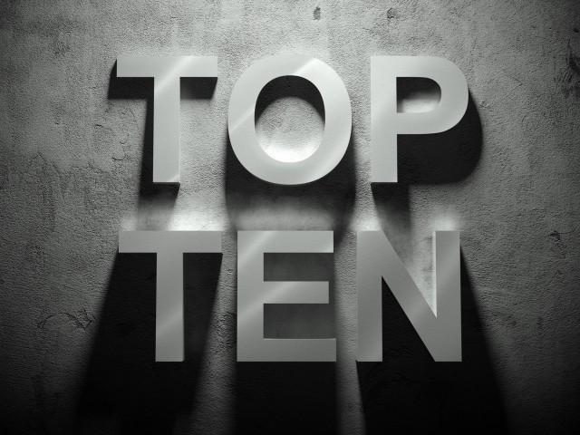 «Топ 10» причин того, почему мы так любим «Топы 10»