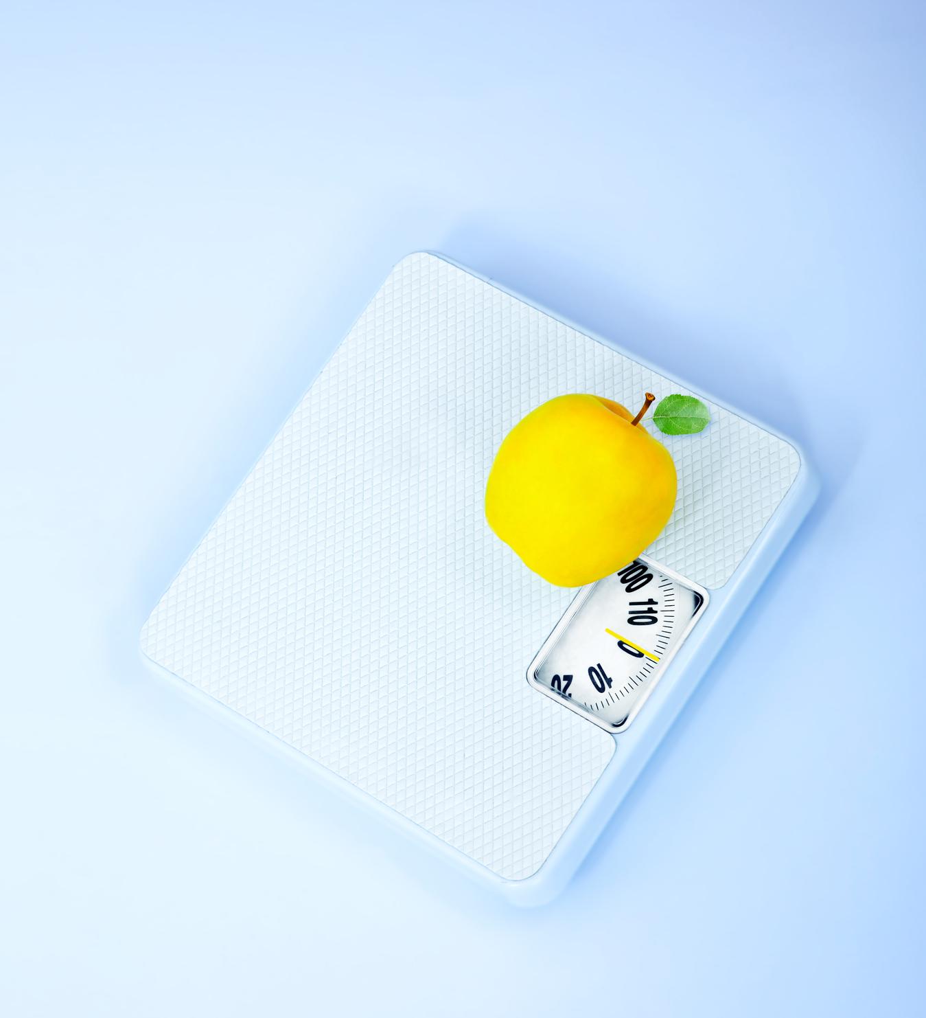 как считать калории чтобы похудеть по весу