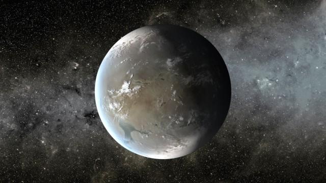 Экзопланета Kepler-62 e