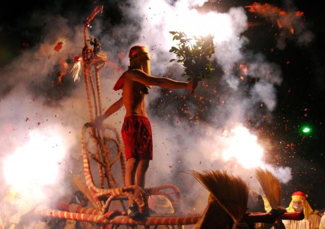10 культов и религий, существующих в преступном мире (9 фото)