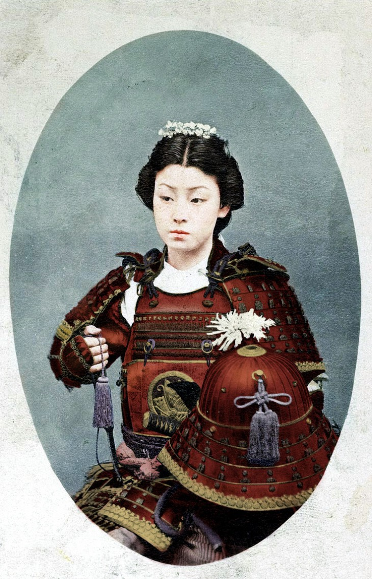 Место женщины в японии 1 фотография