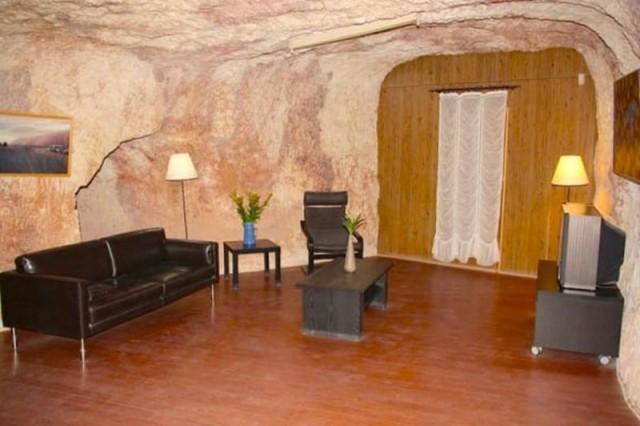 Уникальный подземный город Кубер Педи в фотографиях