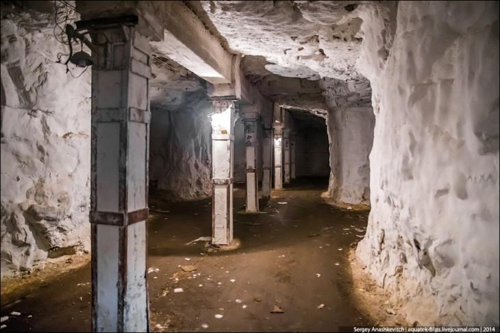 6 фактов о гигантском подземном холодильнике, созданном в СССР